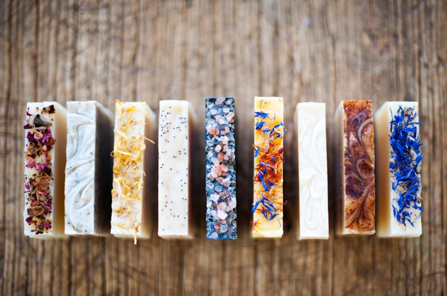 Poppy Soaps as Shampoo Bars