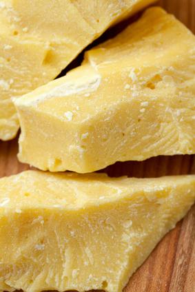 Cocoa Butter: PoppySoap.com