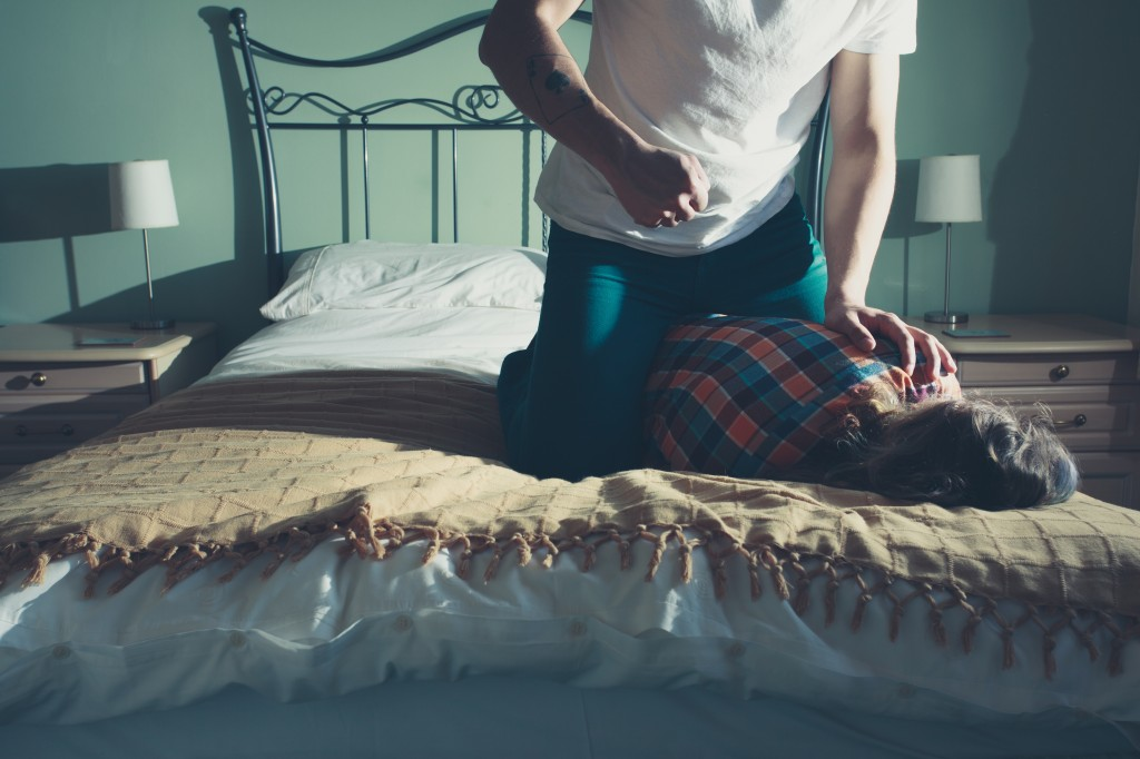 What You Need To Know About Domestic Violence